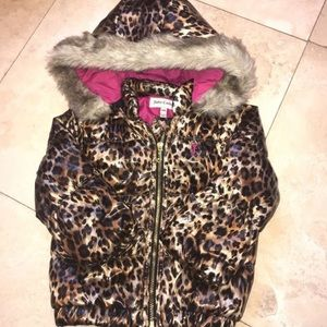 Juicy Couture coat size 18/24 new never worn